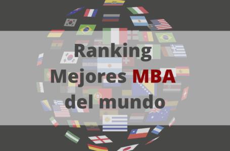Ranking mejores MBA del mundo